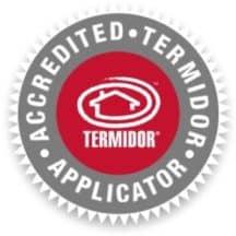 accredited termidor applicator ipswich area qld 4305