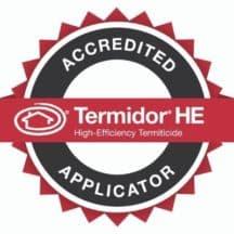 accredited termidor he applicator ipswich area qld 4305